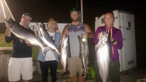 Captain Brad Peterson Angler Management Charters 9265 N. Peoples Rd. Edmore, MI 989-289-8113 or 989-506-5383 Email Captain Brad